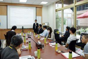 PIIPは業界のニーズを十分に理解し、時折、業界の専門家を誘って、専門のセミナーを開催する。